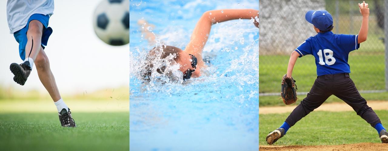 La specializzazione in uno sport è associata a un maggior volume di attività e potrebbe aumentare il rischio di subire lesioni